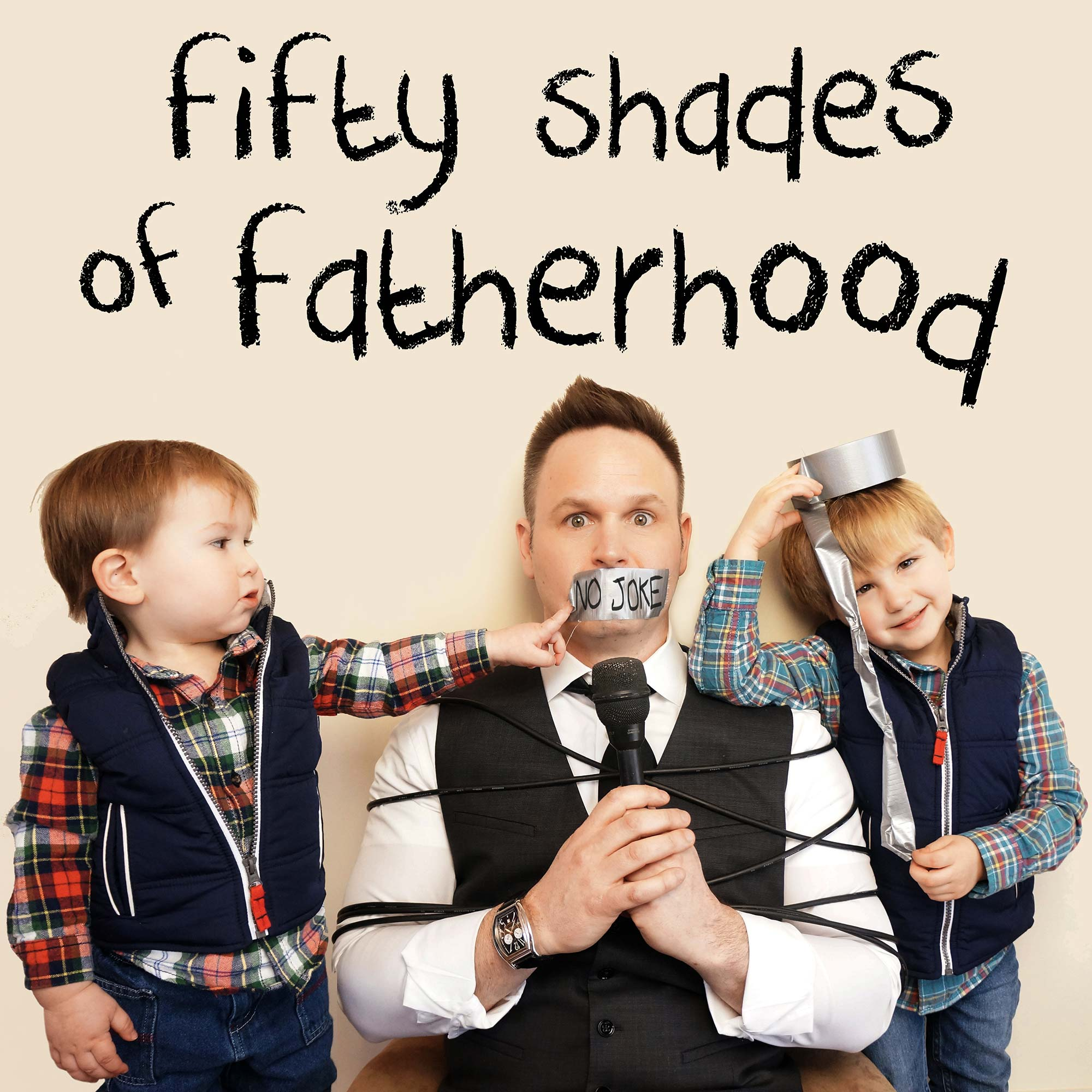 Tim Krompier - Fifty Shades of Fatherhood Album
